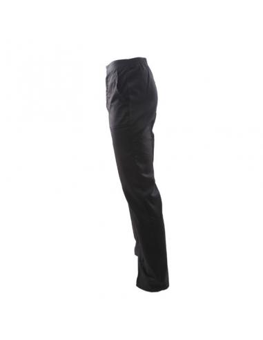 pantalon negro cocinero